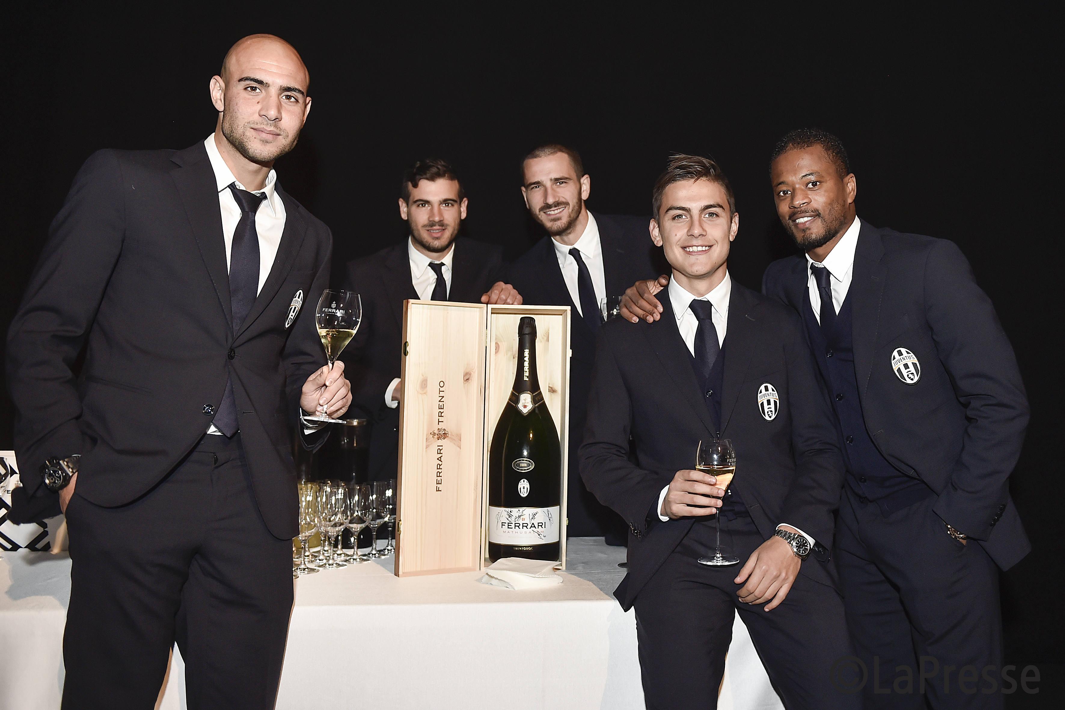 Cantine Ferrari e Juventus